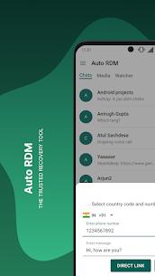 Auto RDM Premium Apk- Recover Deleted Messages (Mod/Premium Unlocked) 5