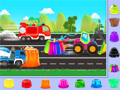 Learn shapes and colors for toddlers kids screenshots 11