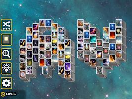 Mahjong Galaxy Space: astronomy mahjongg solitaire