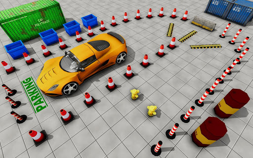 Modern Car Parking Game 3d: Real Driving Car Games 21 screenshots 8