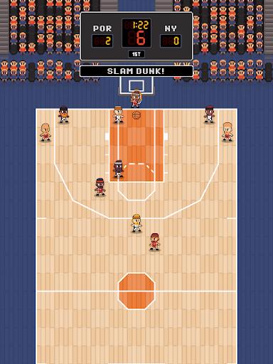 Hoop League Tactics  screenshots 11