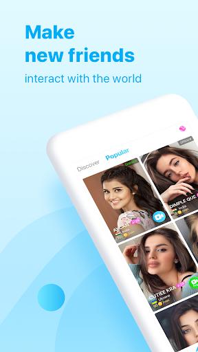 BakBak PRO Video Chat & Meet Better People  screenshots 1