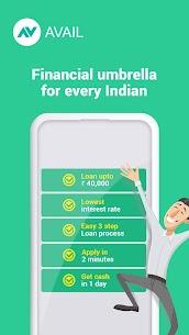 Avail Finance App Download || Credit Loan App 1