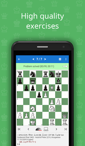 Elementary Chess Tactics 1 1.3.10 screenshots 1