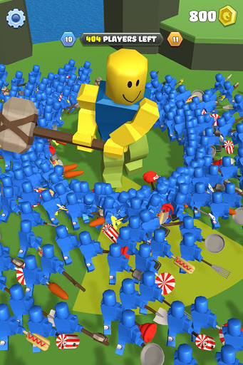 Roblock Smashers - Survival io game android2mod screenshots 7