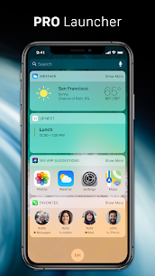Pro Launcher For OS 14 4