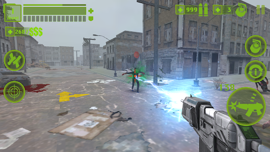 Zombie Hell 3 : Last Stand – FPS Shooter Hack & Cheats Online 3