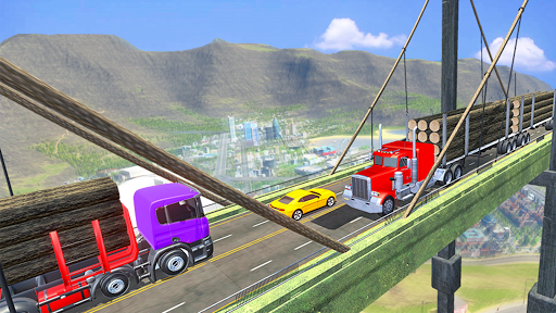 Indian Truck Offroad Cargo Delivery: Offline Games 1.1.4 screenshots 11