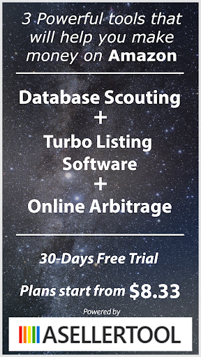 Scoutly & TurboLister Combo App for Amazon Sellers  screenshots 1