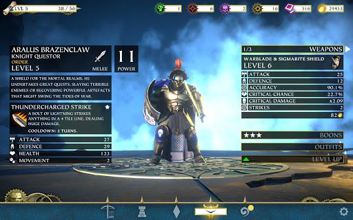 Warhammer Quest: Silver Tower 1.2003 screenshots 14