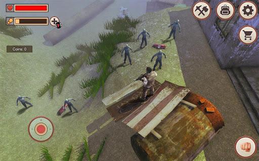 Zombie Survival Last Day APK MOD – ressources Illimitées (Astuce) screenshots hack proof 1