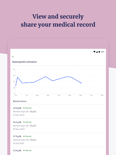 Patient Access 2.6.8 Screenshots 13