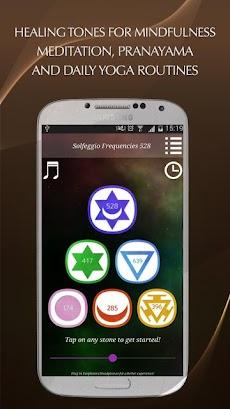 Solfeggio Frequencies 528Hzのおすすめ画像1