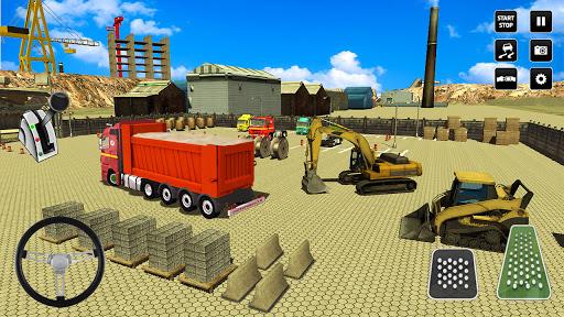 City Construction Simulator: Forklift Truck Game 3.38 screenshots 3