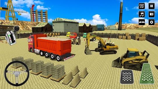 Kent İnşaat Simülatör: Forklift Kamyon Oyun Full Apk İndir 3