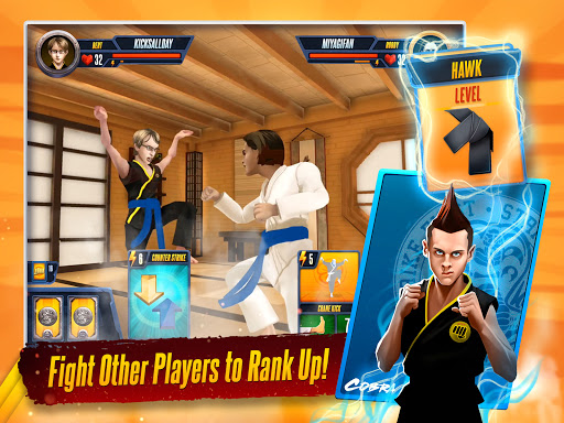 Cobra Kai: Card Fighter goodtube screenshots 8