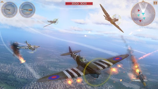 Sky Gamblers: Storm Raiders 2 MOD (Unlimited Weapons/Medals) 1