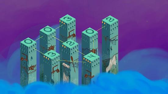 Скриншот №2 к Mystic Pillars Сюжетная игра-головоломка
