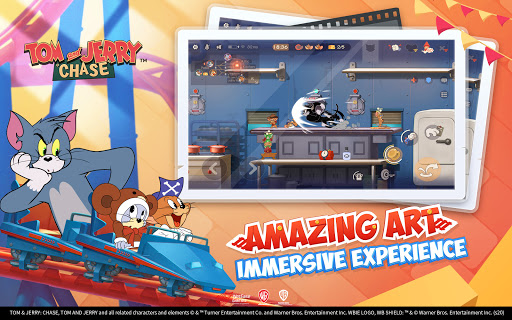 Tom and Jerry: Chase apktram screenshots 8