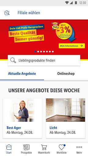 Lidl - Offers & Leaflets  screenshots 1