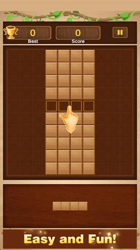 Wood Block Puzzle - Free Woody Block Puzzle Game  screenshots 2