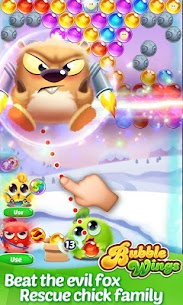Bubble Wings: offline bubble For Pc | How To Install (Download On Windows 7, 8, 10, Mac) 2