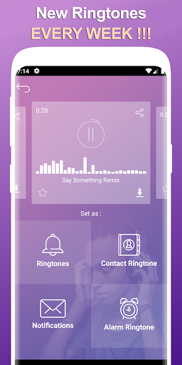 New Ringtones for Android phone Free 2021  Screenshots 1
