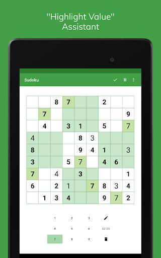 Sudoku - Free & Offline 2.4.0 Screenshots 19