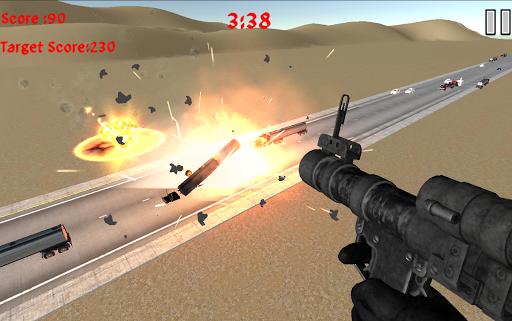 Rocket Launcher Traffic Shooter apkdebit screenshots 5
