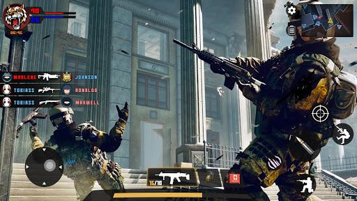 Black Ops SWAT - Offline Action Games 2021 1.0.5 screenshots 9