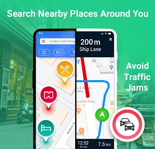 GPS Route Planner 7