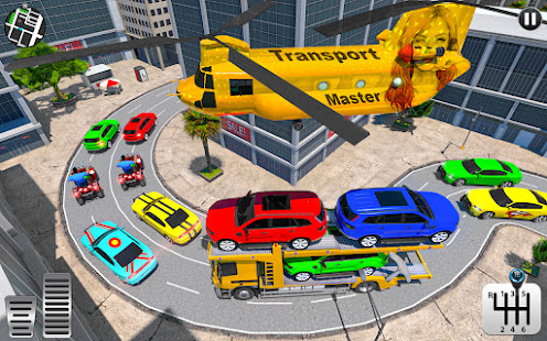 Crazy Car Transport Truck:New Offroad Driving Game 1.32 Screenshots 6