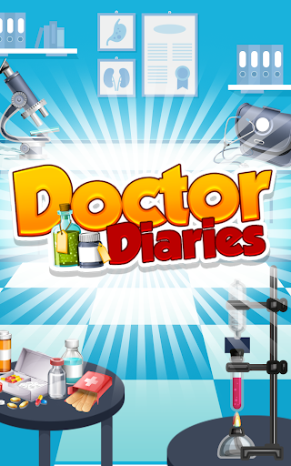 Doctor Hospital Stories - Rescue Kids doctor Games APK MOD (Astuce) screenshots 4