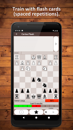 Chess Openings Trainer Free - Build, Learn, Train 6.5.3-demo screenshots 7