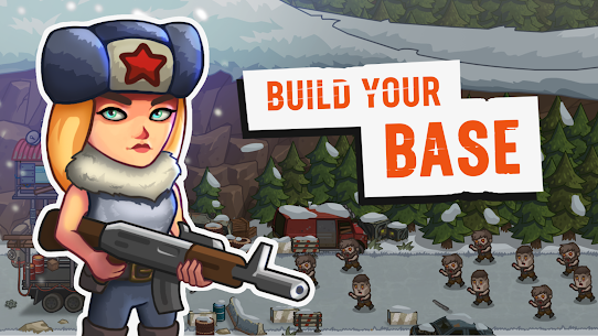 Camp Defense Mod Apk (Unlimited Currency) 1