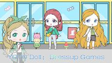 YOYO Doll - dress up gamesのおすすめ画像1