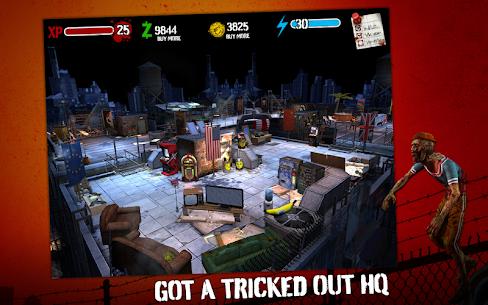 Zombie HQ (обновлено v 1.8.0) + Мод (много денег) 4