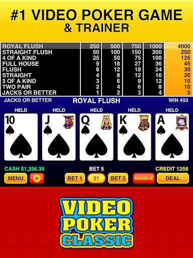 Video Poker Classic Free 3.3 screenshots 13