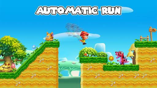 Jungle Bounce - Jump and Run Adventure android2mod screenshots 1