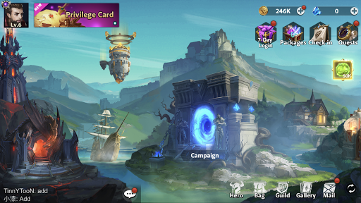 Destiny Summoner apkdebit screenshots 18