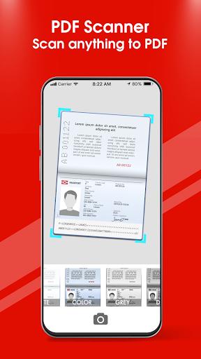 PDF Reader 2021 u2013 PDF Viewer, Scanner & Converter android2mod screenshots 4