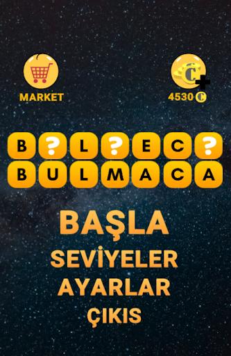 BILMECE BULMACA 2.0.9 screenshots 1