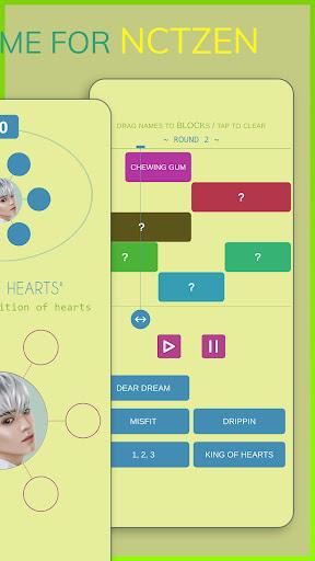 NCTzen - OT23 NCT game screenshots 2