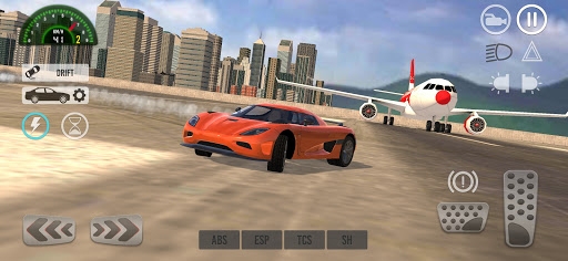 Car Driving Simulator 2020 Ultimate Drift  Screenshots 1