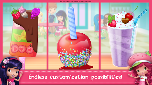 Strawberry Shortcake Sweet Shop 1.11 Screenshots 2