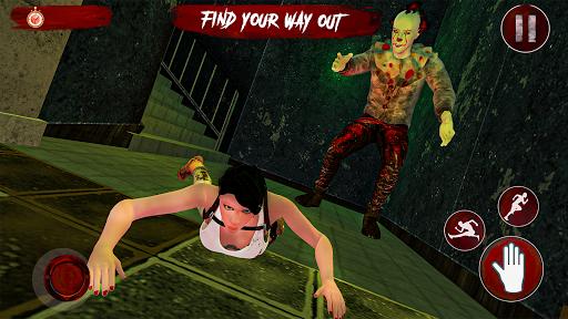 Pennywise Killer Clown Horror Games 2021  screenshots 4