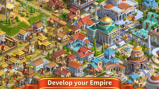 Rise of the Roman Empire: Grow, Build your Kingdom screenshots 8