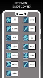 Brawlhalla String Pocket Mobile 1.0.0.3 screenshots 1