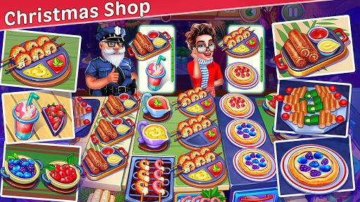 Christmas Cooking : Crazy Restaurant Cooking Games 1.4.42 screenshots 4