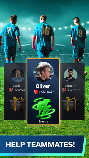 Football Rivals - Soccer game to play with friends Apkfinish screenshots 11
